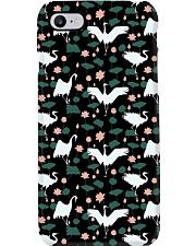 Japanese White Crane Phone Case thumbnail