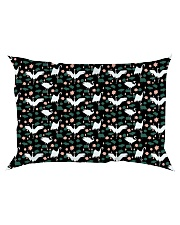 Japanese White Crane Rectangular Pillowcase thumbnail