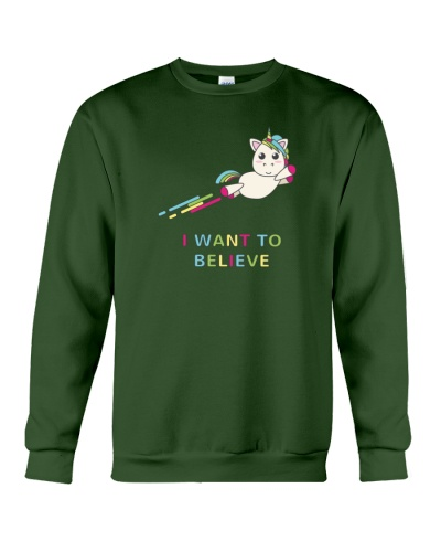 I Want To Believe Unicorn