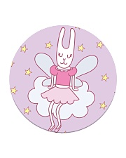 Bunny Fairy Circle Coaster thumbnail