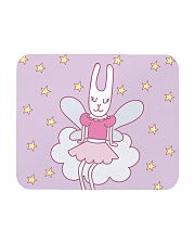Bunny Fairy Mousepad tile