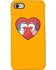 Unicorn Love Phone Case i-phone-7-case