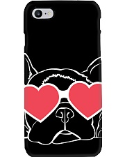 Boston Terrier Heart Eyes Phone Case thumbnail
