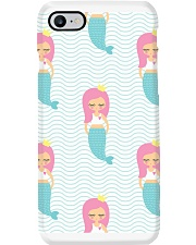 Little Mermaid Phone Case i-phone-7-case