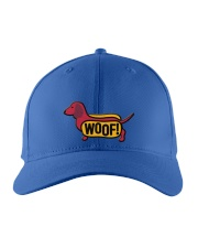 Woof Embroidered Hat front