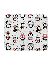 Cute Christmas Penguins Mousepad tile
