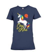 One Of A Kind Premium Fit Ladies Tee front