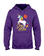 One Of A Kind Hooded Sweatshirt thumbnail