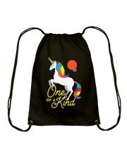 One Of A Kind Drawstring Bag thumbnail