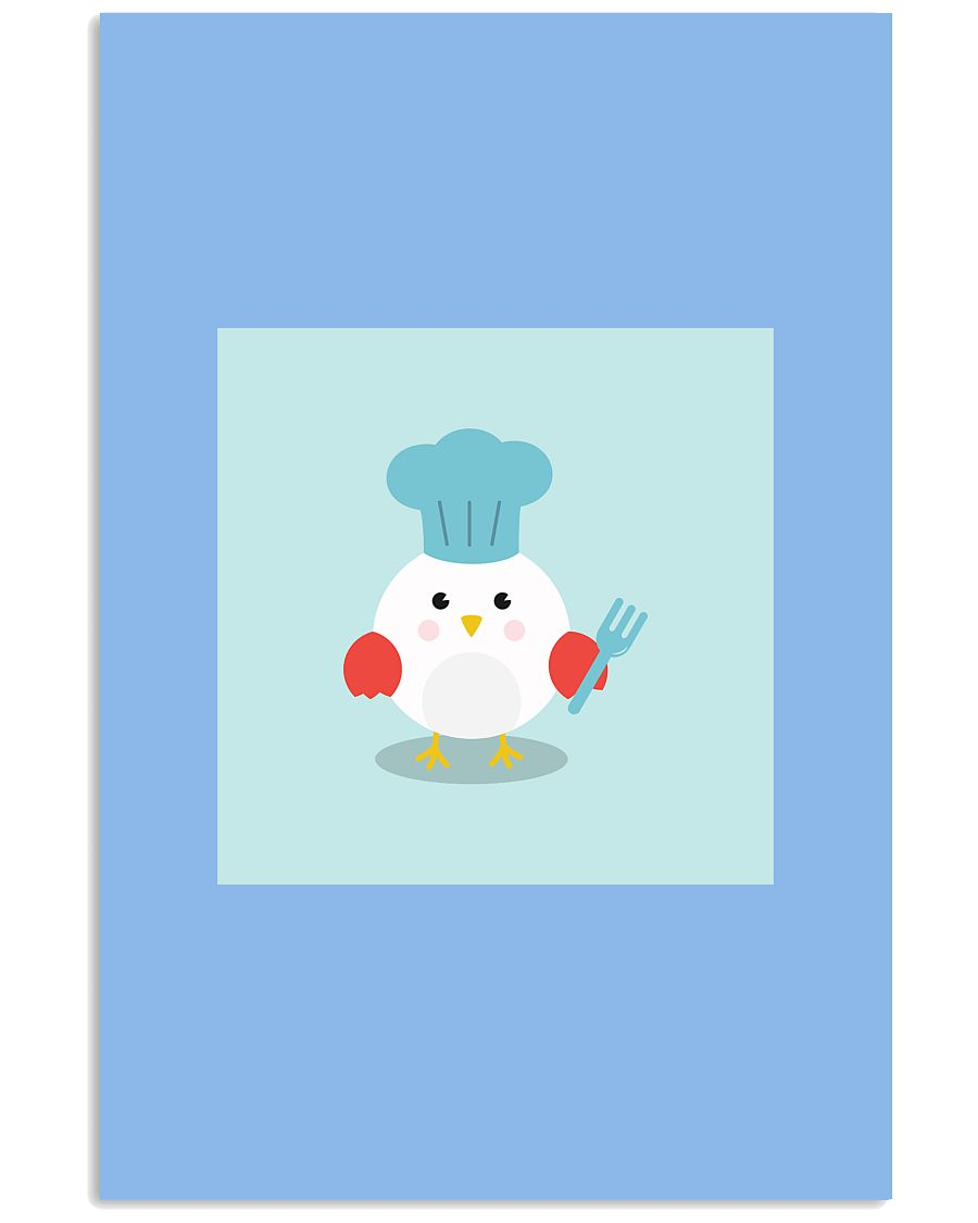 Little Chef 11x17 Poster