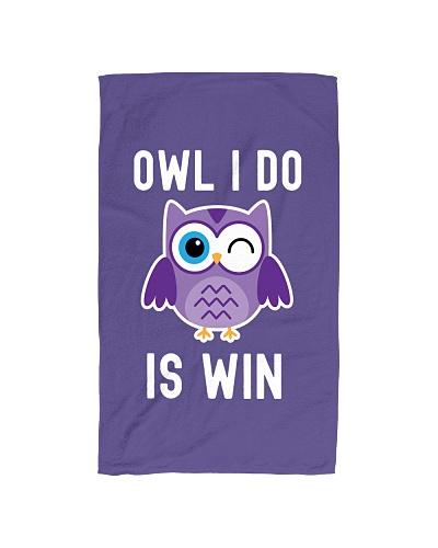 Owl I Do Is Win