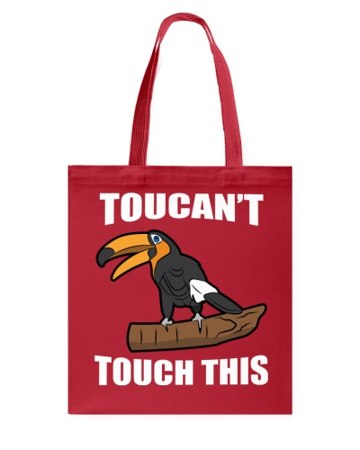Toucan Toucan't Touch This