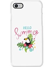 Hello Summer Toucan Phone Case thumbnail