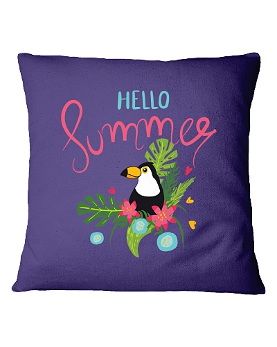 Hello Summer Toucan