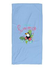 Hello Summer Toucan Beach Towel thumbnail