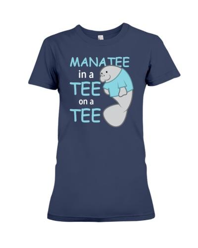 Manatee on a Tee