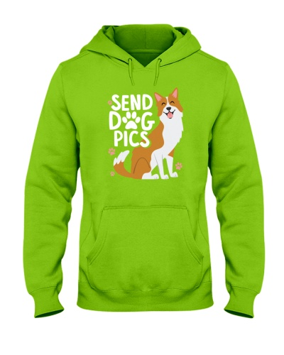 Send Dog Pics