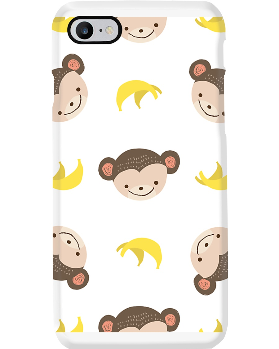 Cute Monkey Phone Case