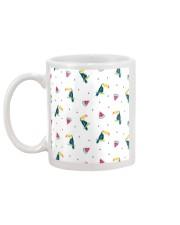 Toucans and Watermelon Mug back