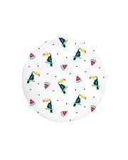 Toucans and Watermelon Circle Cutting Board thumbnail