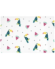 Toucans and Watermelon Rectangle Cutting Board thumbnail