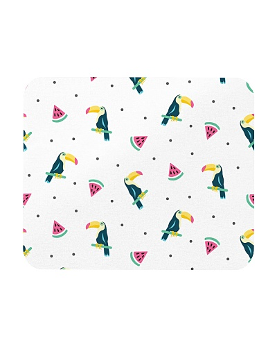 Toucans and Watermelon