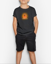Klutch - Campfire Vibes EP Acoustic Sessions Youth T-Shirt lifestyle-youth-tshirt-front-1