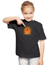 Klutch - Campfire Vibes EP Acoustic Sessions Youth T-Shirt lifestyle-youth-tshirt-front-2