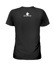Klutch - Campfire Vibes EP Acoustic Sessions Ladies T-Shirt back