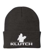 Official Klutch artist logo Knit Beanie thumbnail