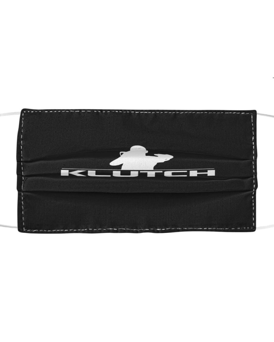Official Klutch artist logo Cloth face mask