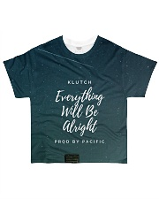 Klutch - Everything Will Be Alright All-over T-Shirt front