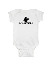 Official Klutch Logo Onesie thumbnail