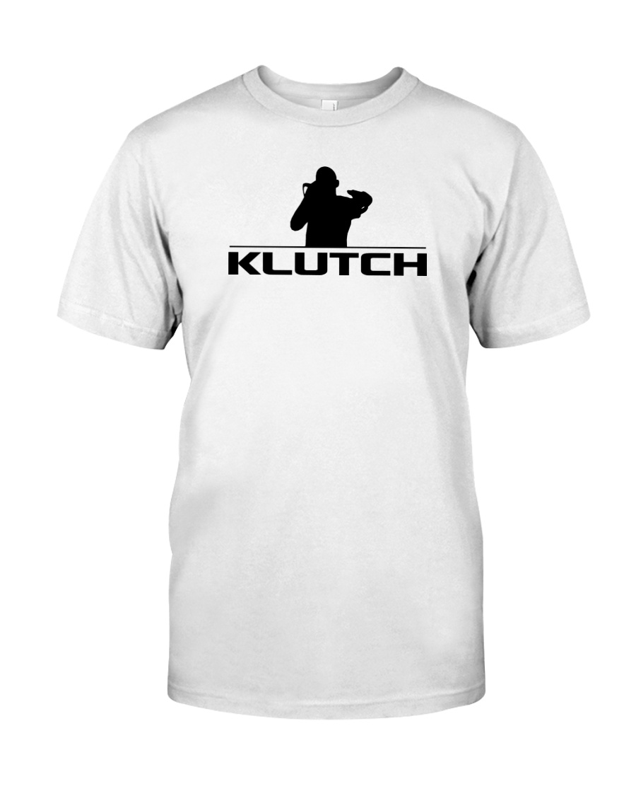Official Klutch Logo Classic T-Shirt