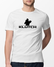 Official Klutch Logo Classic T-Shirt lifestyle-mens-crewneck-front-13
