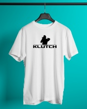 Official Klutch Logo Classic T-Shirt lifestyle-mens-crewneck-front-3