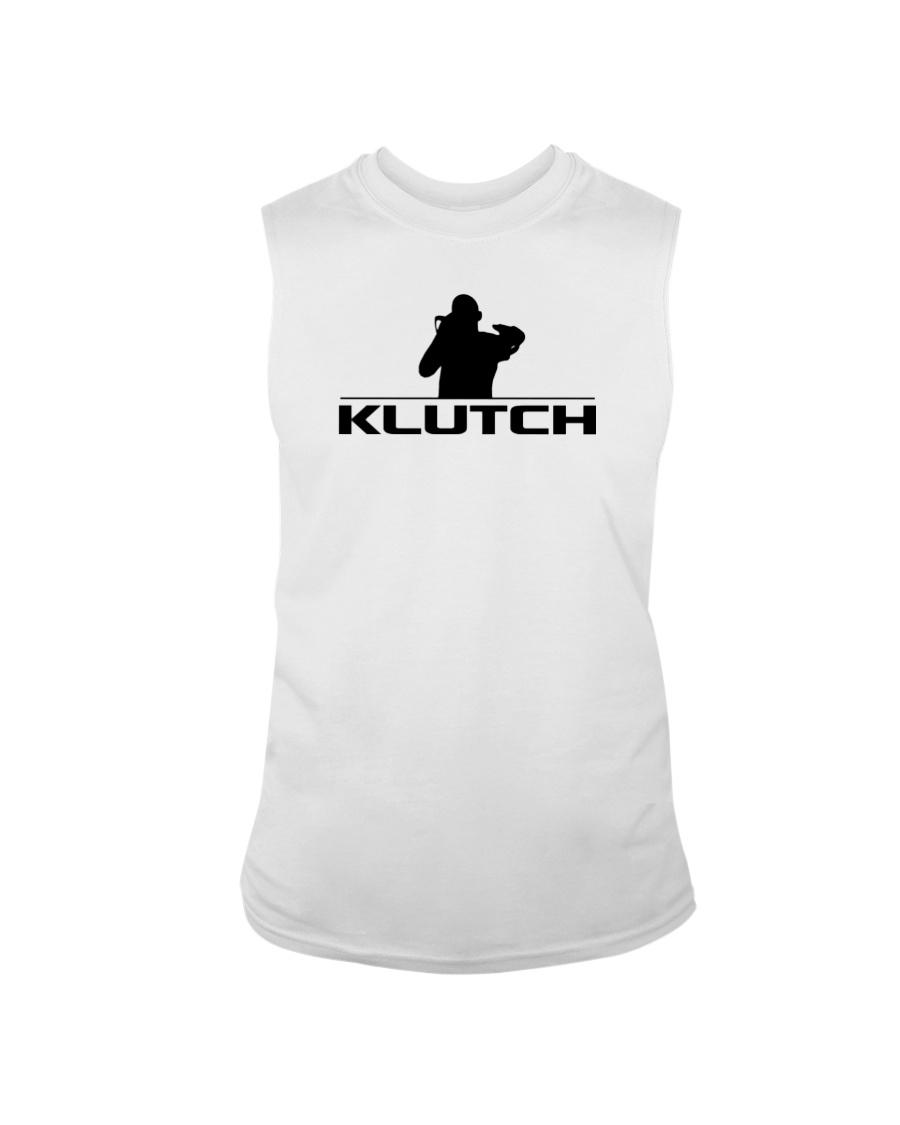 Official Klutch Logo Sleeveless Tee