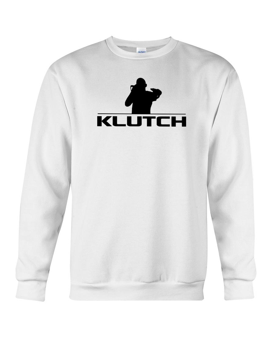 Official Klutch Logo Crewneck Sweatshirt
