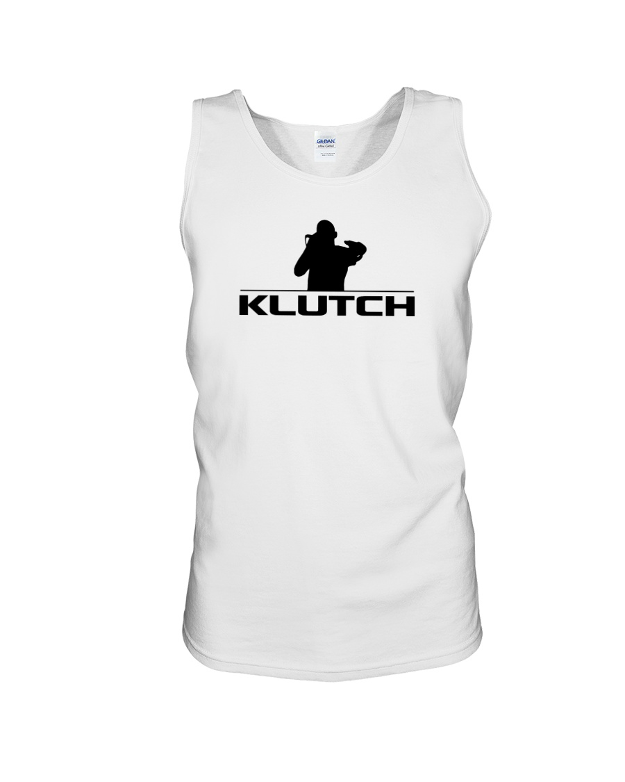 Official Klutch Logo Unisex Tank