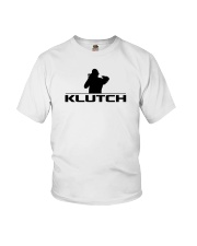 Official Klutch Logo Youth T-Shirt thumbnail