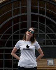 Official Klutch Logo Premium Fit Ladies Tee lifestyle-women-crewneck-front-1