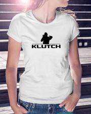 Official Klutch Logo Premium Fit Ladies Tee lifestyle-women-crewneck-front-7