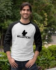 Official Klutch Logo Baseball Tee apparel-baseball-tee-lifestyle05