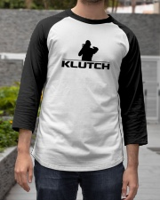 Official Klutch Logo Baseball Tee apparel-baseball-tee-lifestyle06