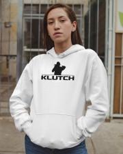 Official Klutch Logo Hooded Sweatshirt apparel-hooded-sweatshirt-lifestyle-08