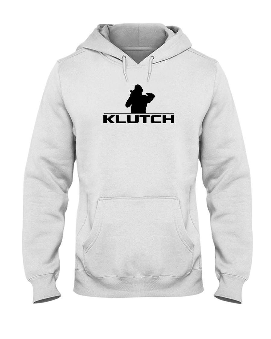 Official Klutch Logo Hooded Sweatshirt