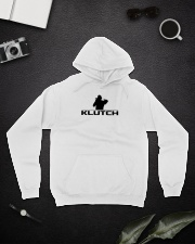Official Klutch Logo Hooded Sweatshirt lifestyle-unisex-hoodie-front-9