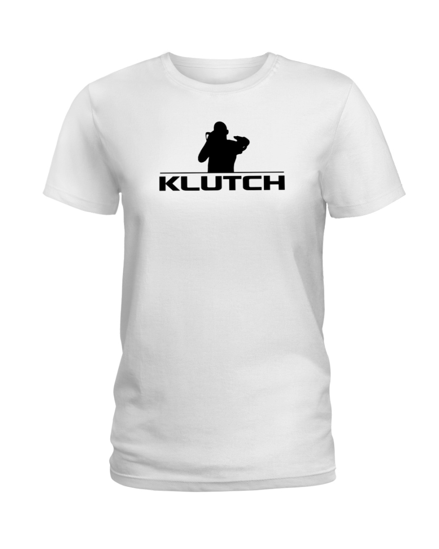 Official Klutch Logo Ladies T-Shirt