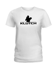 Official Klutch Logo Ladies T-Shirt front