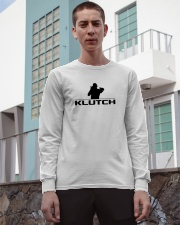 Official Klutch Logo Long Sleeve Tee apparel-long-sleeve-tee-lifestyle-03